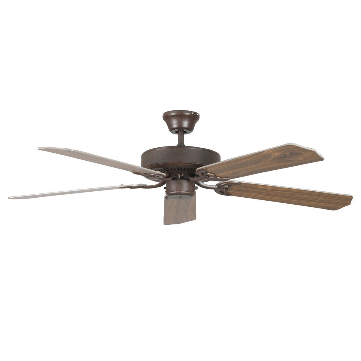 "Concord Fans 52"" Heritage Rubbed Bronze Simple Attractive Ceiling Fan"