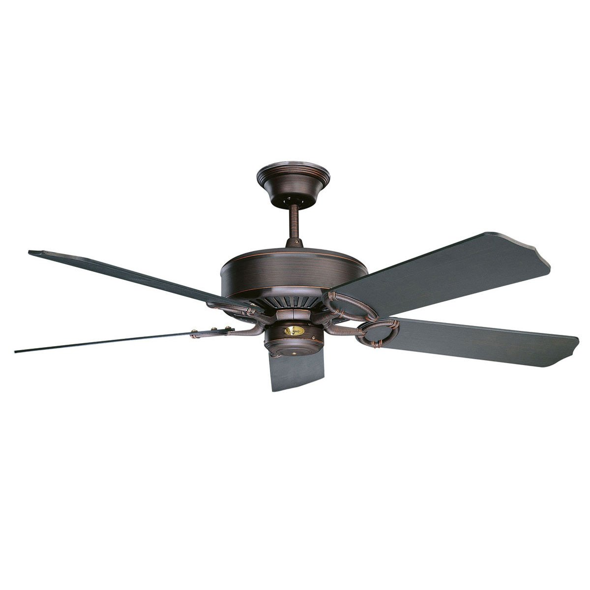 "Concord Fans 52"" Madison Energy Saver Oil Rubbed Bronze Modern Ceiling Fan"
