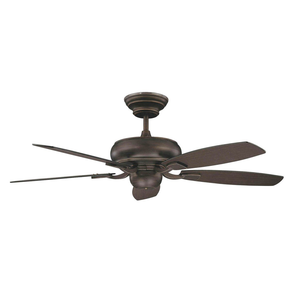 "Concord Fans Contemporary 52"" Roosevelt Oil Rubbed Bronze Ceiling Fan"
