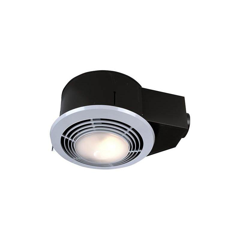 Nutone 70 Cfm Ceiling Exhaust Bath Fan W Night Light And: FaucetList.com