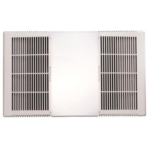 Nutone 665rp 70 Cfm Bathroom Exhaust Fan With Heater And