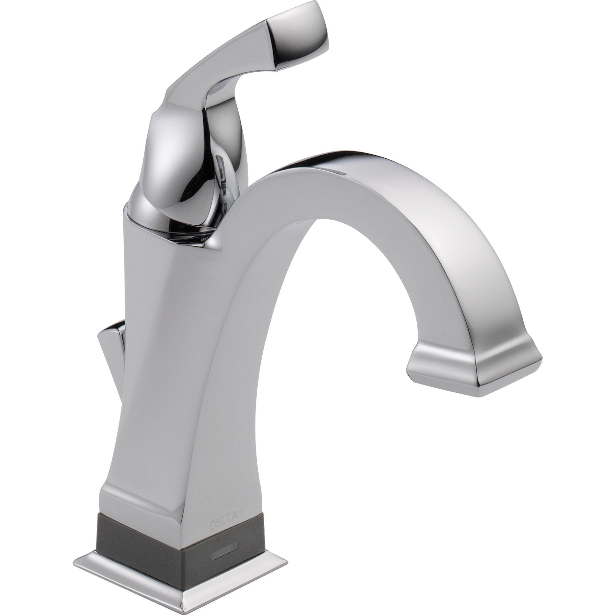 Delta Dryden Single Handle Electronic Chrome Finish Bathroom Faucet 634092