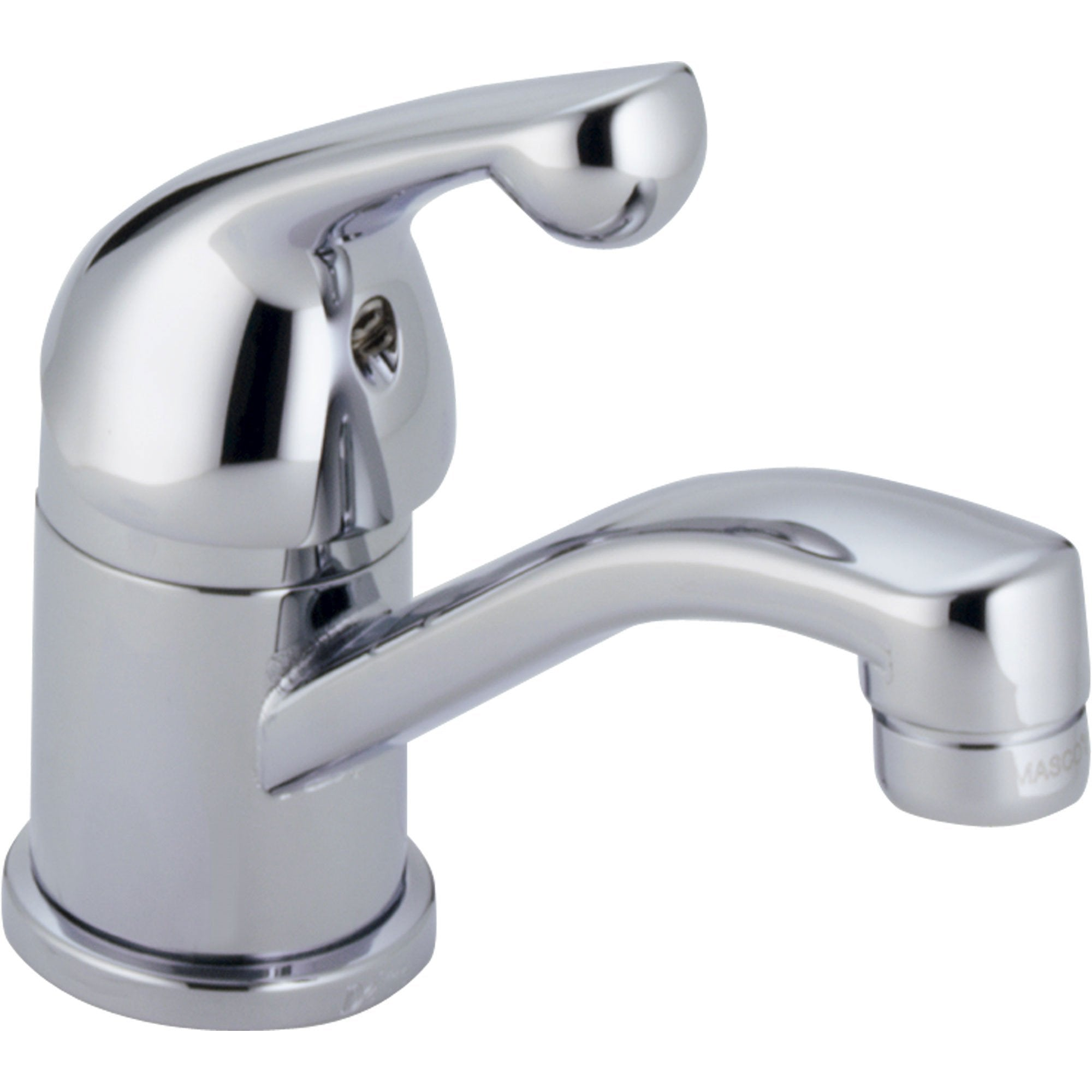 Delta Single Hole 1-Handle Chrome Specialty Bathroom Sink Faucet 614943