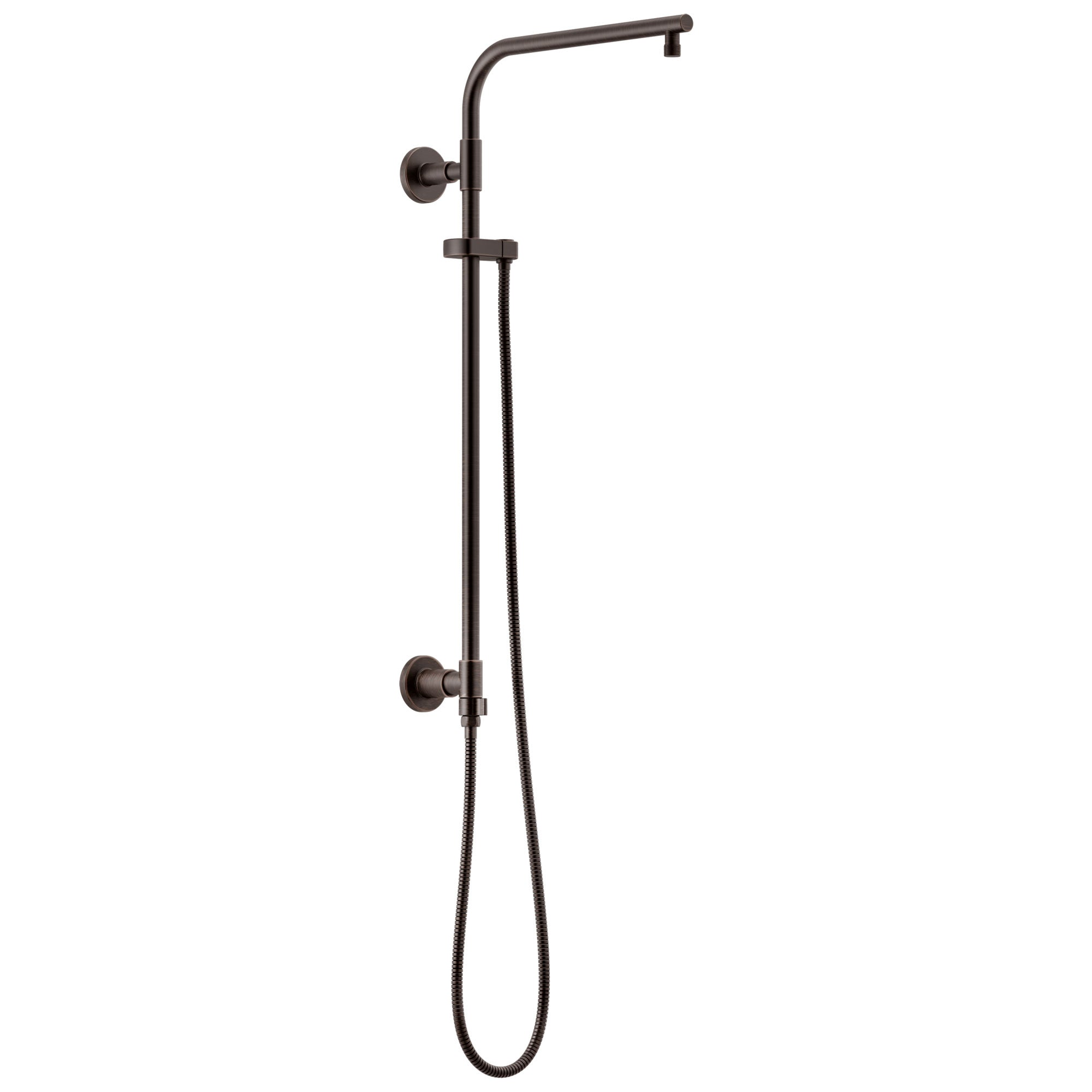 "Delta Venetian Bronze Finish Emerge Shower Column 26"" Round (Requires Showerhead, Hand Spray, and Control) D58820RB"