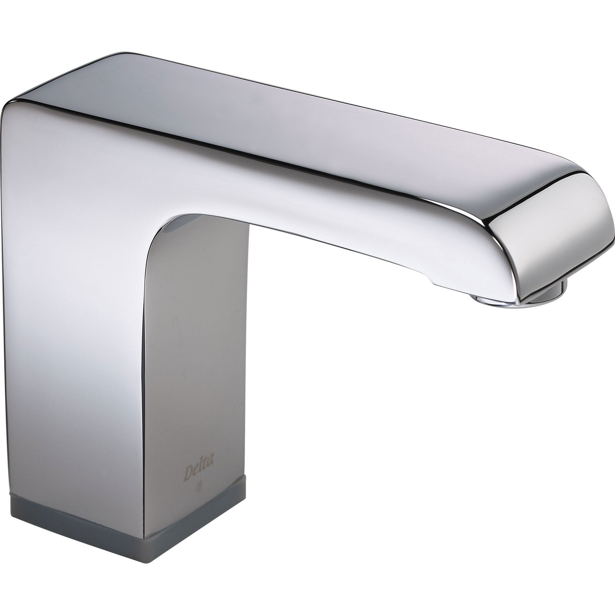Delta Commercial Hardwired Touchless Lavatory Faucet in Chrome ...