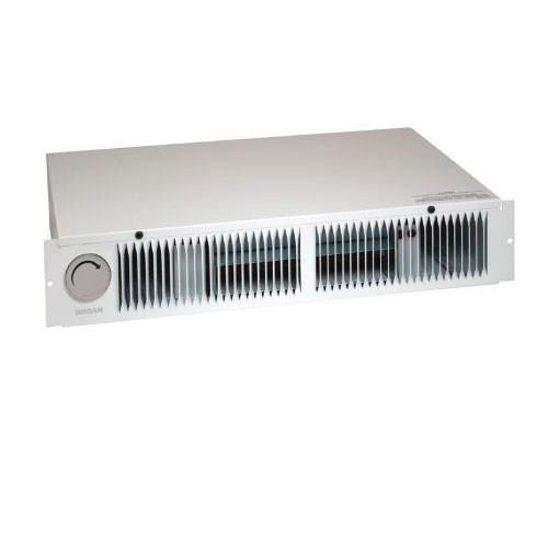Broan 112 White Electric Baseboard Kickspace Heater Built-In Thermostat