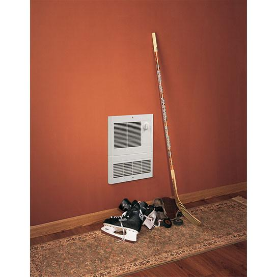 Broan 9815wh white high capacity rapid warm wall heater with 1500 watt for High capacity bathroom exhaust fans