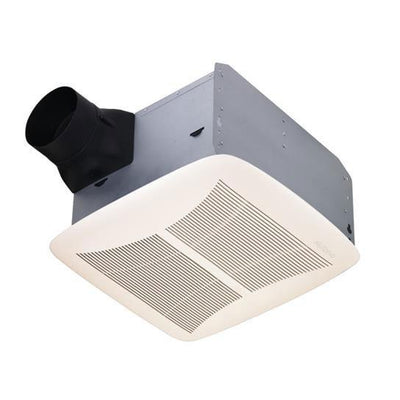 Nutone QTRN110 High Power 110 CFM Super Quiet 1.5 Sone Bath Vent Exhaust Fan