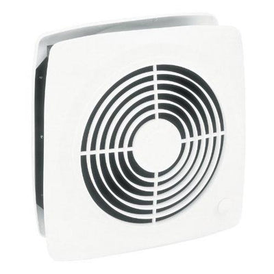 "Broan 510 10"" High Power 380 CFM Room to Room Wall Mount Utility Ventilation Fan"