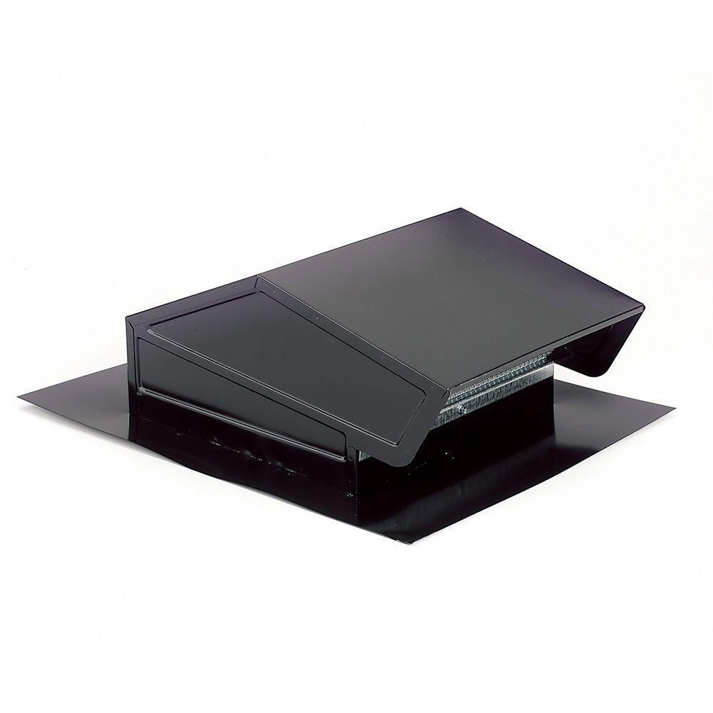 Broan-Nutone 6 inch Roof Cap in Black 686283