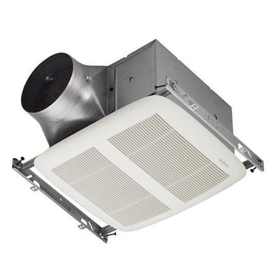 Nutone XN110 Ultra X1 Single-Speed Series Bathroom Ceiling Ventilation Fan