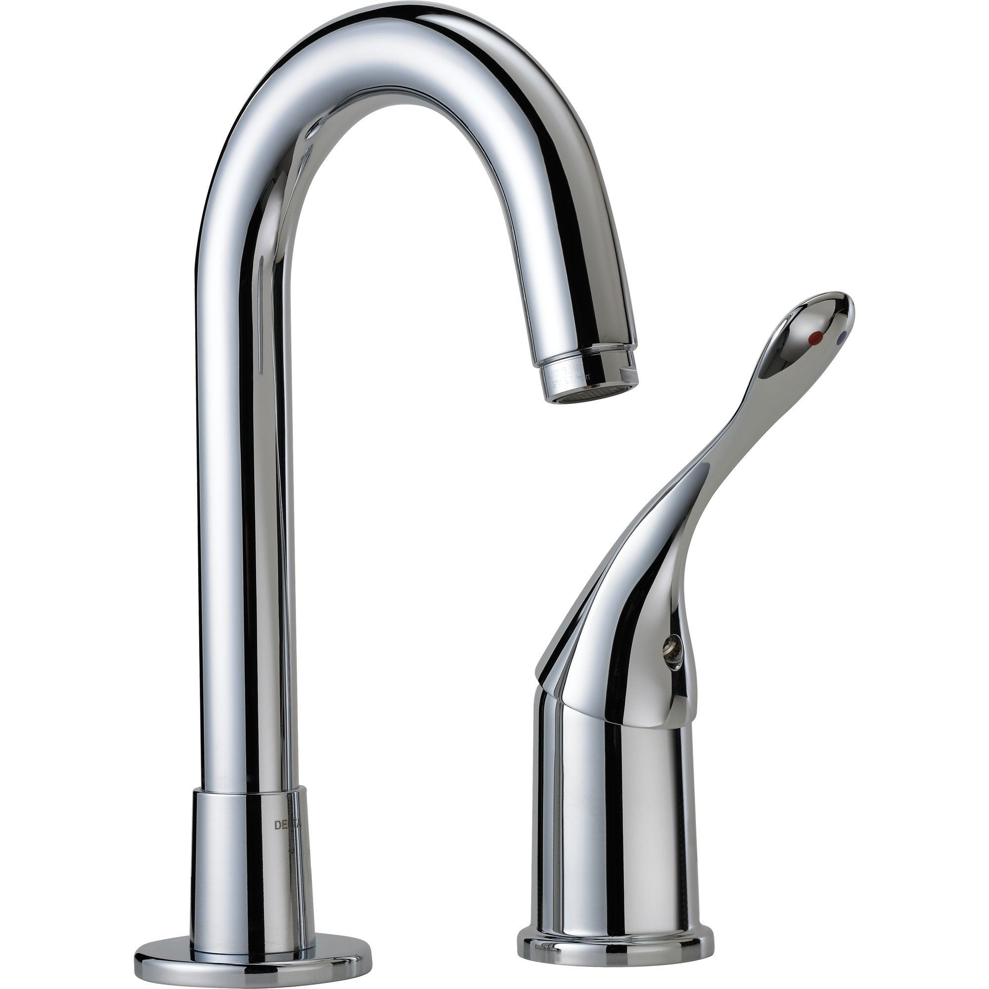 Delta Commercial Single Handle Bar Faucet in Chrome 608648