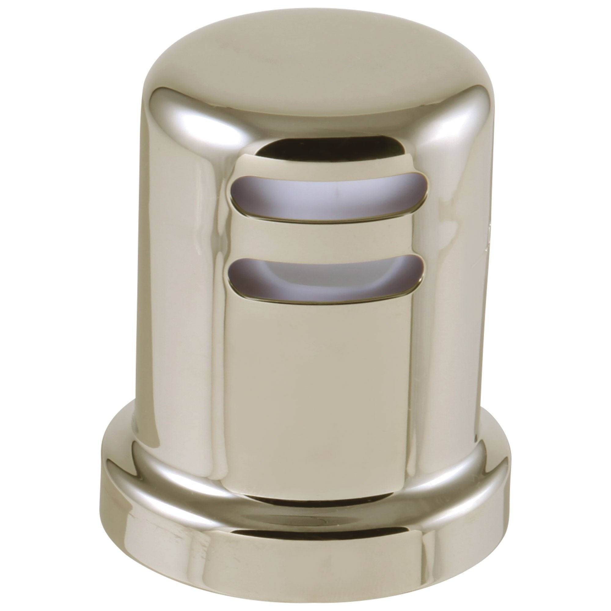 Delta Polished Nickel Finish Kitchen Sink Accessory Dishwasher Air Gap D72020PN