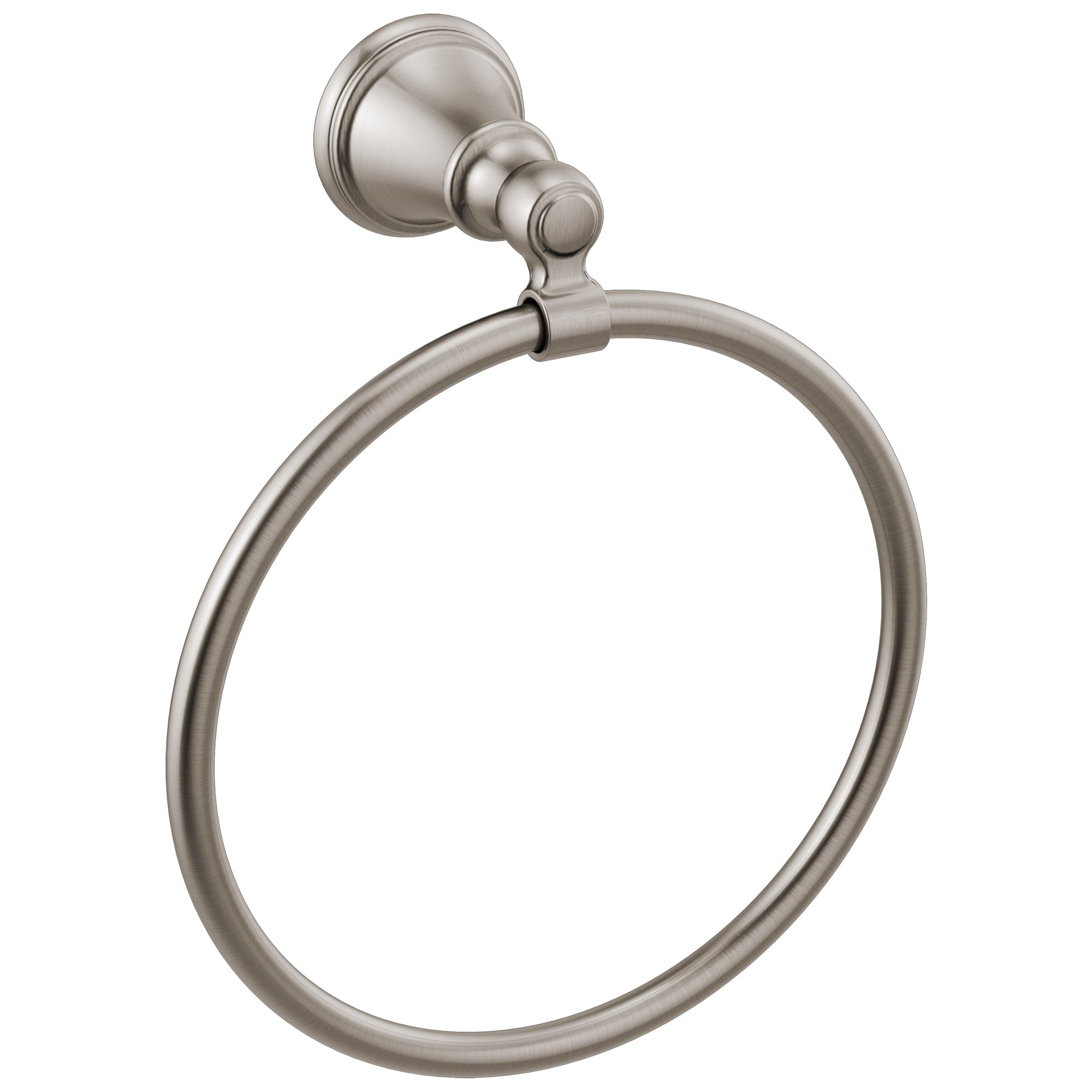 Delta Woodhurst Stainless Steel Finish Hand Towel Ring D73246SS