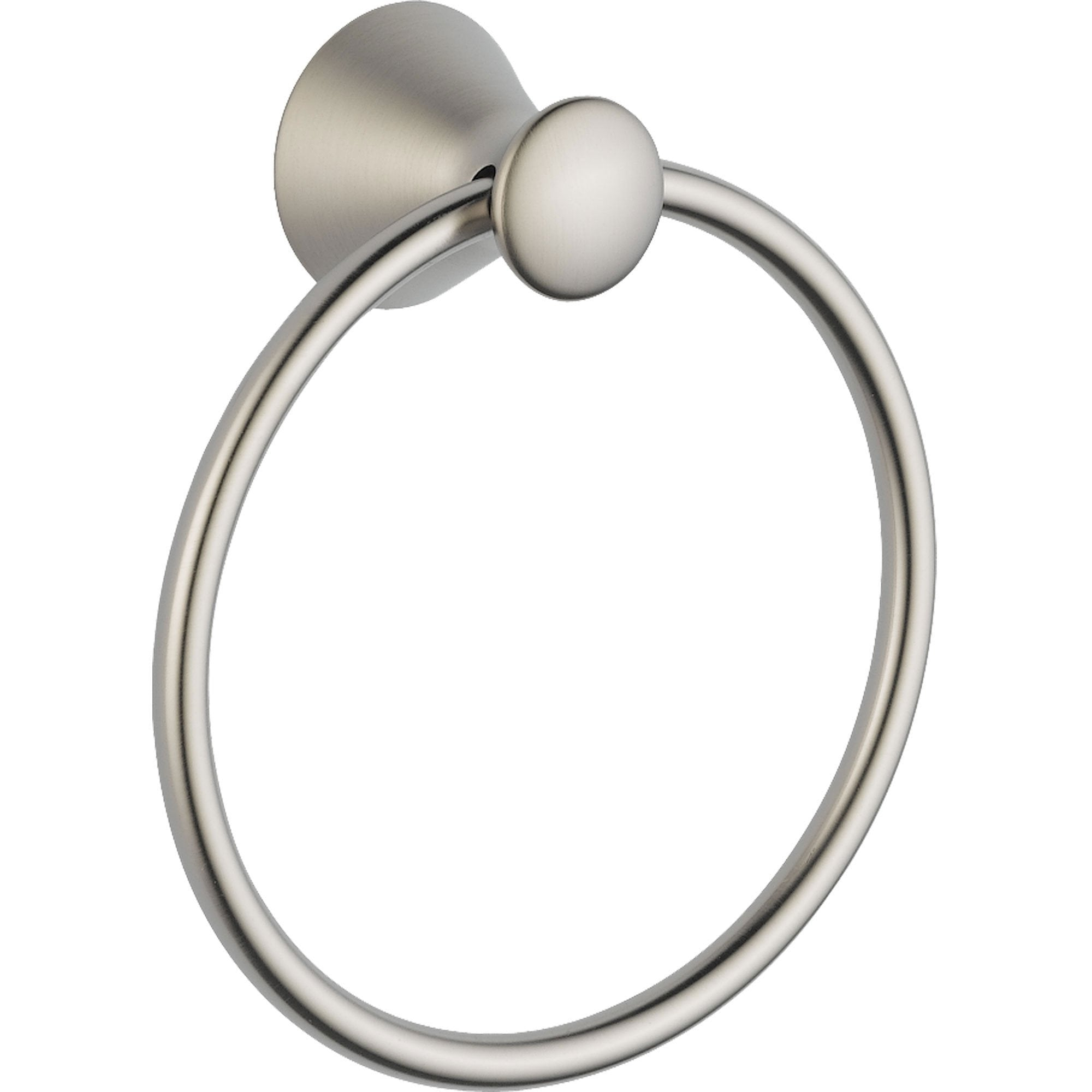 Delta Lahara Stainless Steel Finish Hand Towel Ring 338453