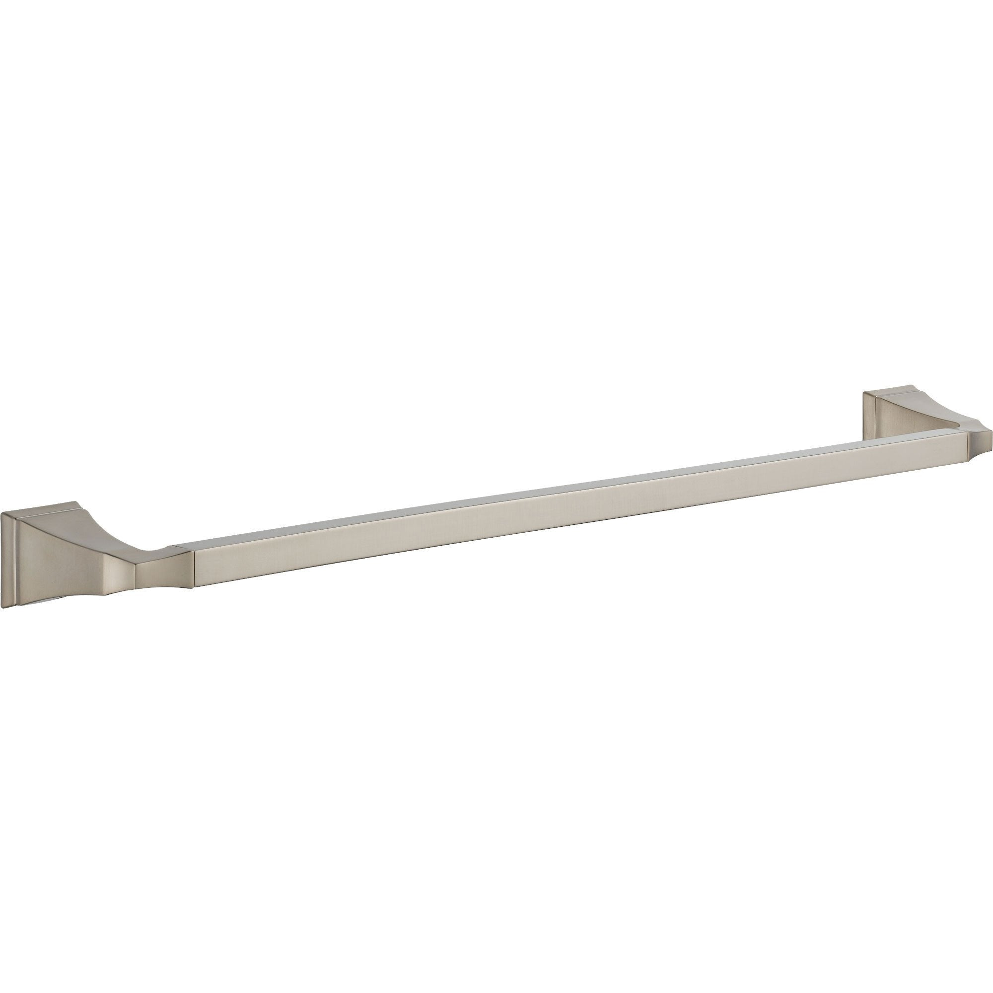 Delta Dryden Stainless Steel Finish 24 inch Modern Single Towel Bar 455009