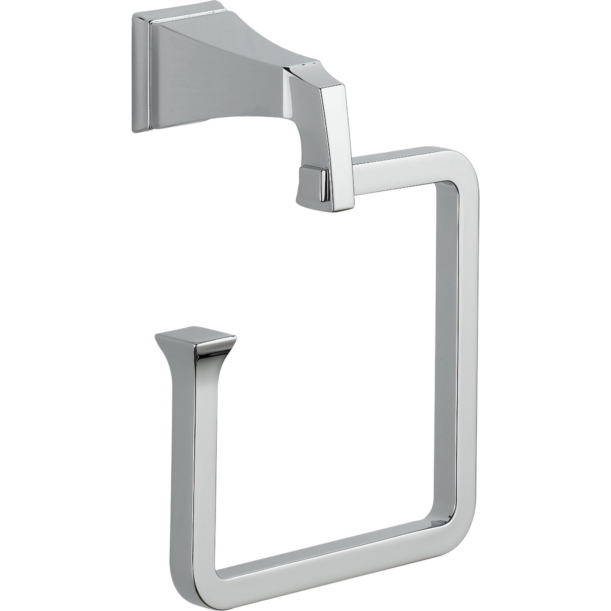 Delta Dryden Modern Chrome Hand Towel Ring 455041