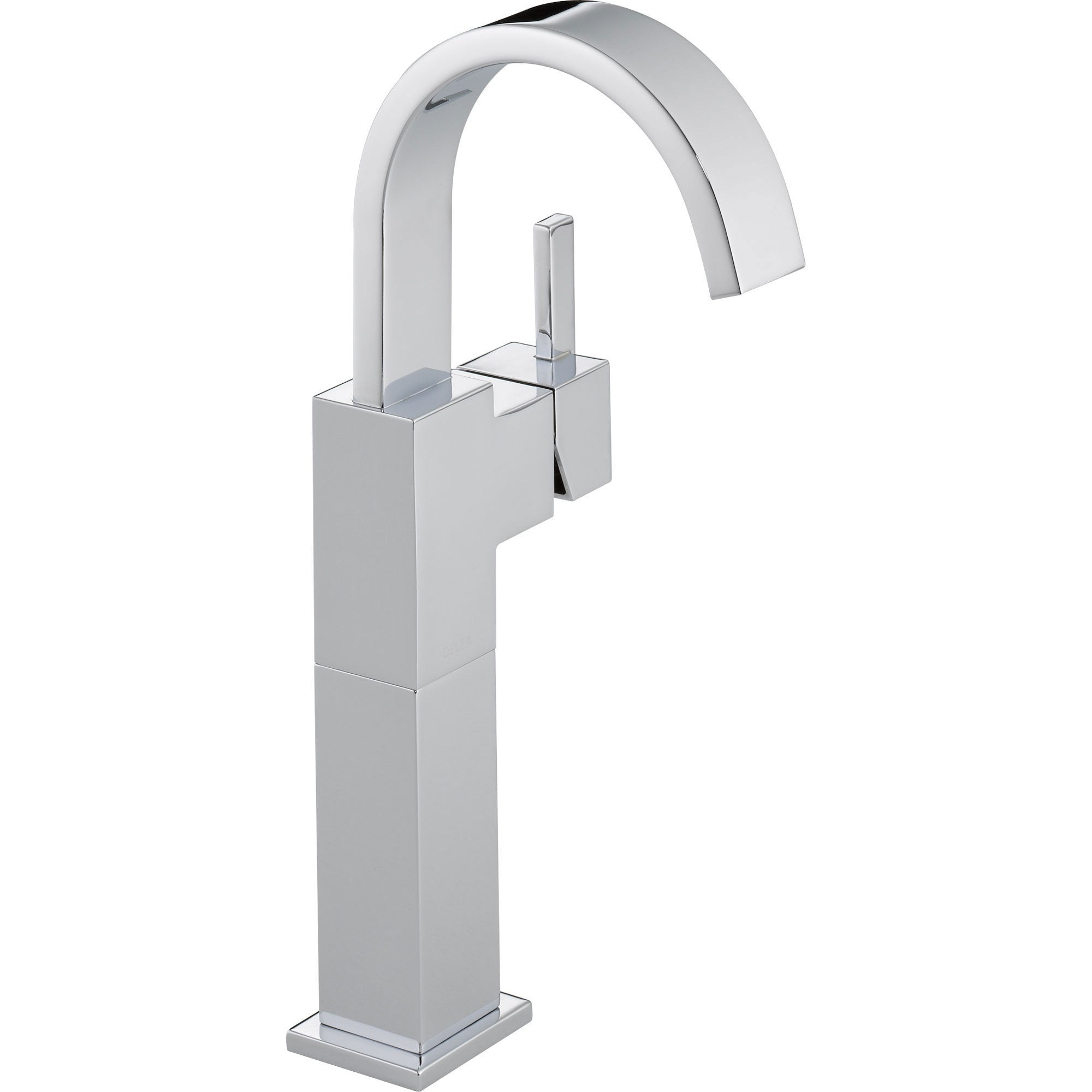 Delta Vero Single-Hole 1-Handle Chrome Tall Vessel Sink Bathroom Faucet 521794