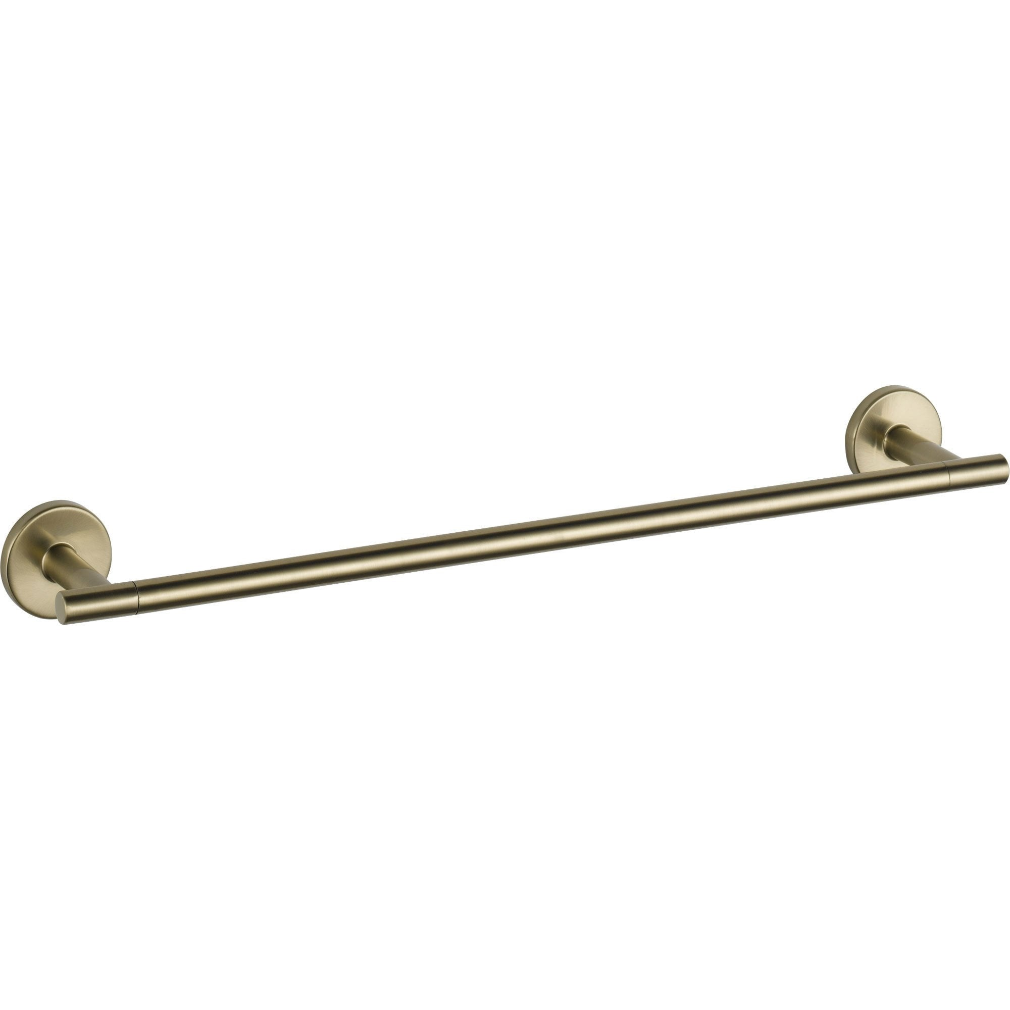 Delta Trinsic Modern 18 Inch Venetian Bronze Single Towel Bar 590175
