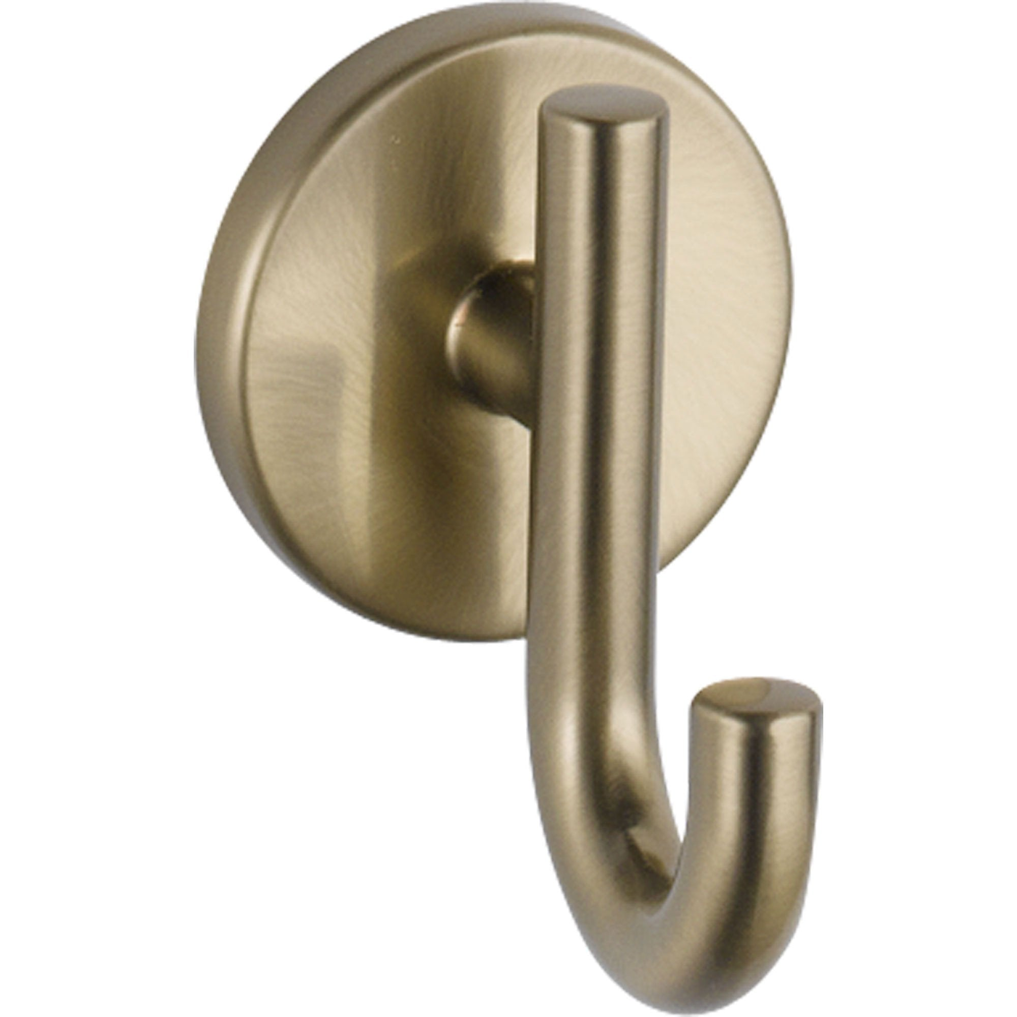 Delta Trinsic Champagne Bronze Modern Single Robe Hook 590182