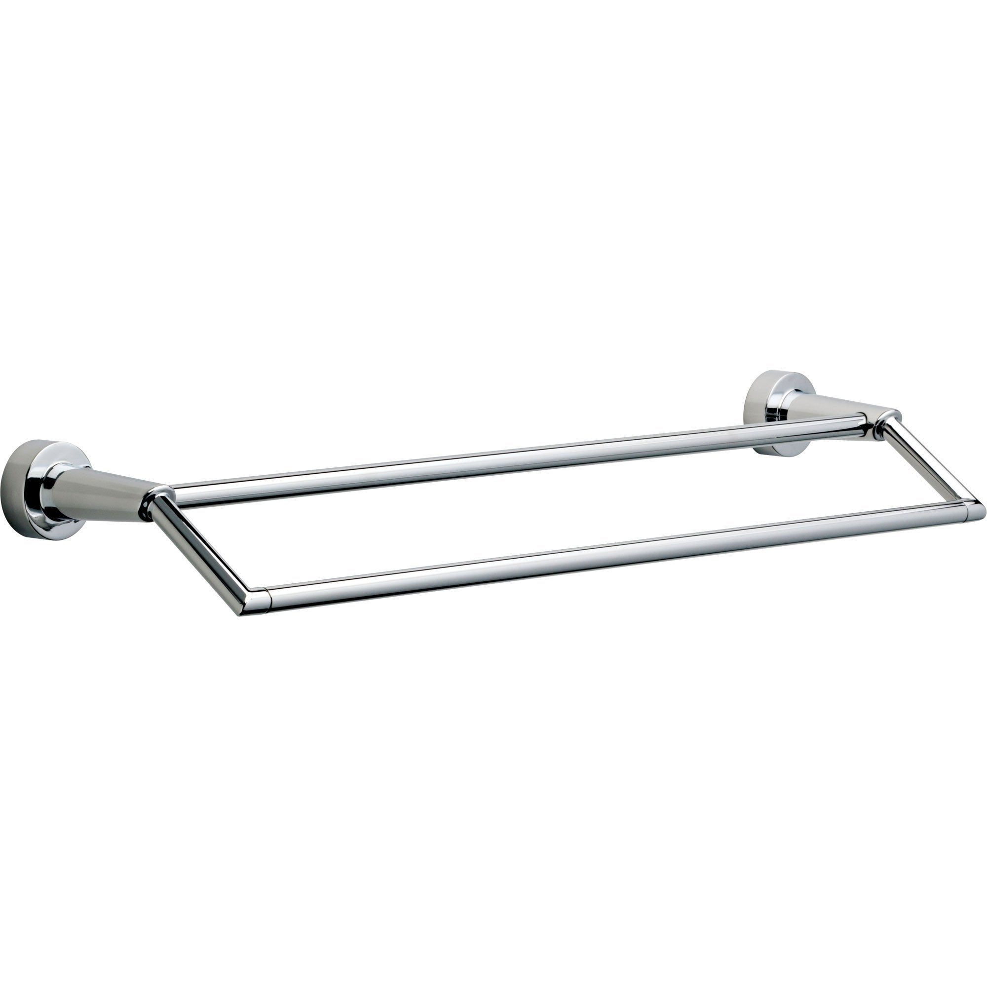 Delta Compel Modern 25 inch Double Towel Bar in Chrome 638714