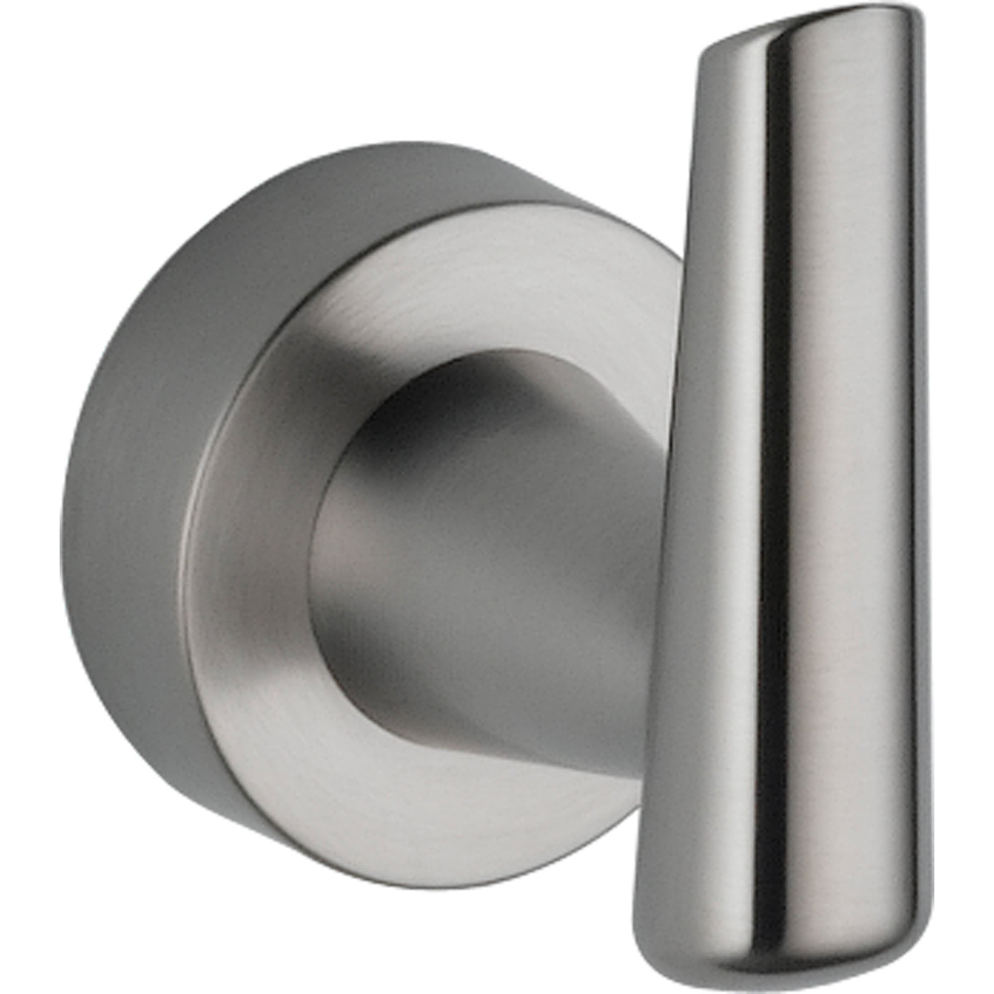 Delta Trinsic Stainless Steel Finish Modern Robe Hook 460695
