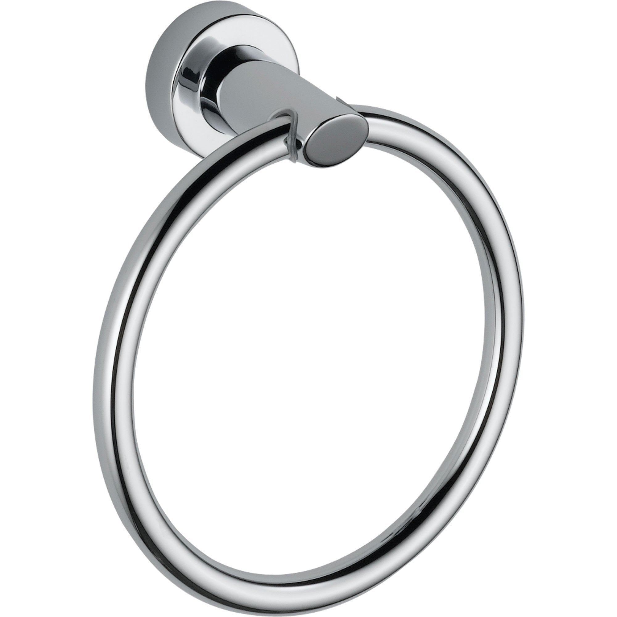 Delta Compel Modern Contemporary Chrome Hand Towel Ring 352997