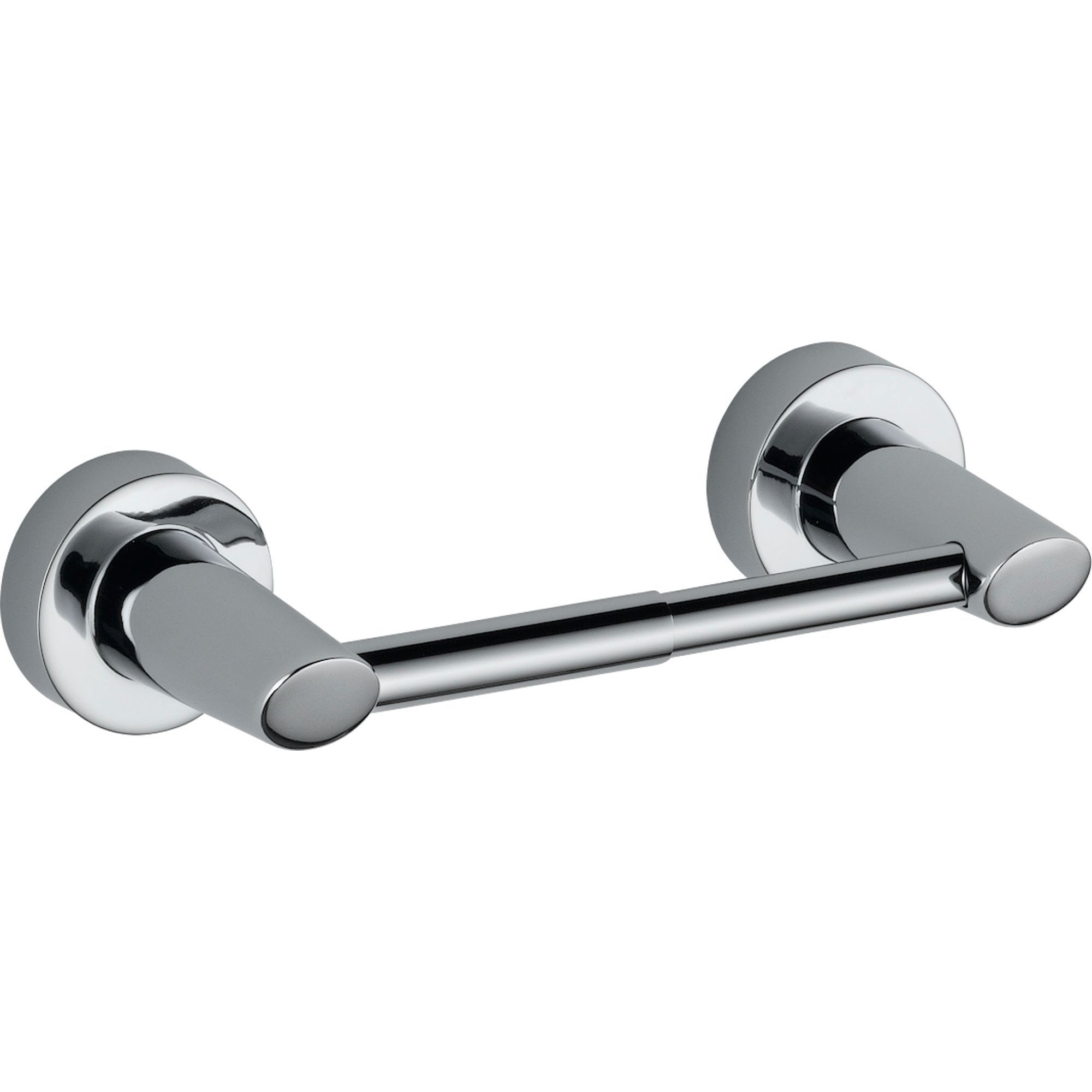 Delta Compel Double Post Chrome Toilet Paper Holder 638716