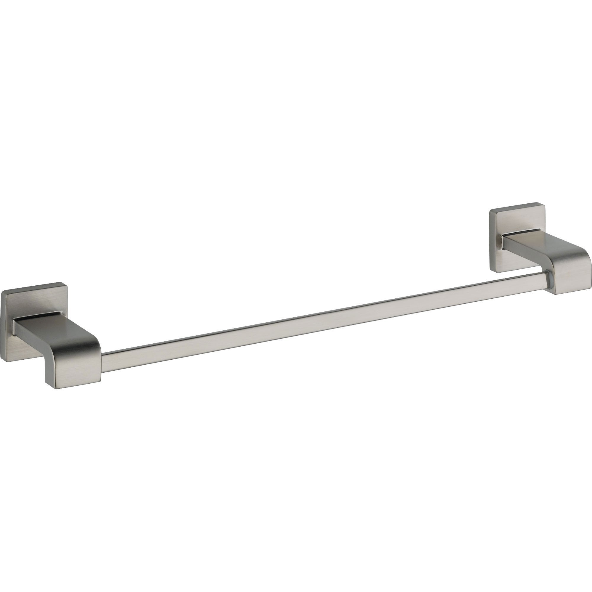 Delta Ara Modern 18 inch Stainless Steel Finish Single Towel Bar 353061