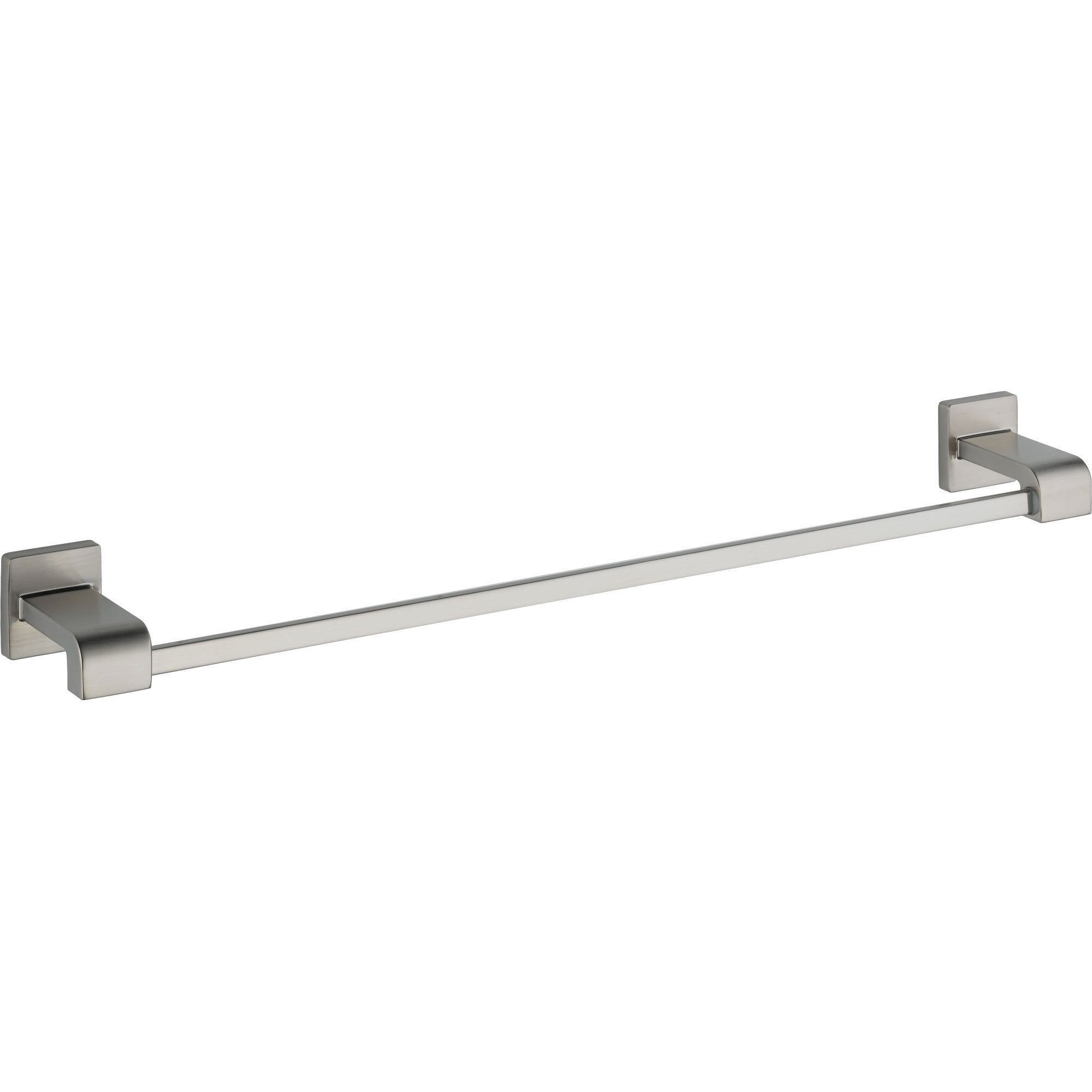Delta Ara Modern 24 inch Stainless Steel Finish Single Towel Bar 353117