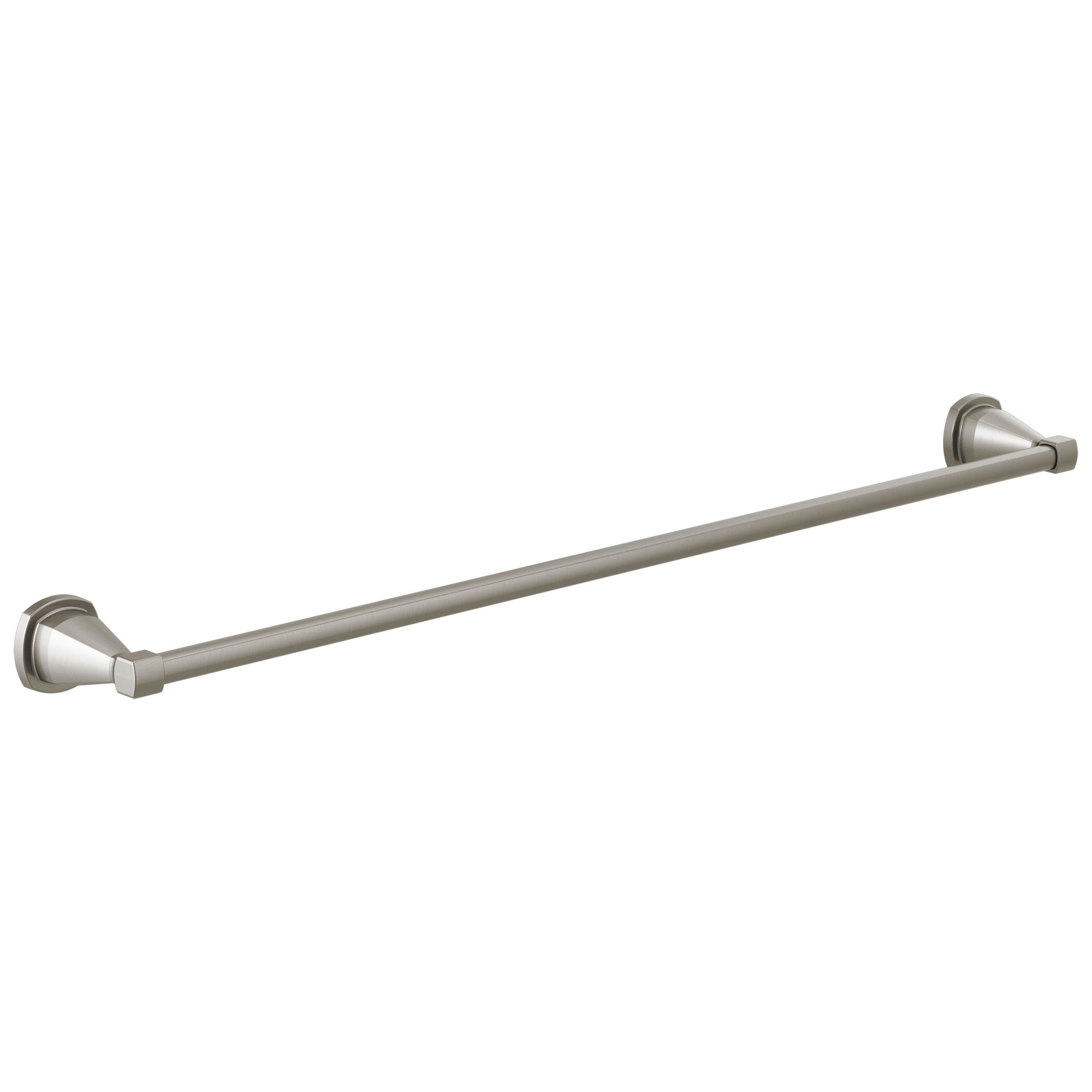 "Delta Stryke Stainless Steel Finish 30"" Single Towel Bar D77630SS"