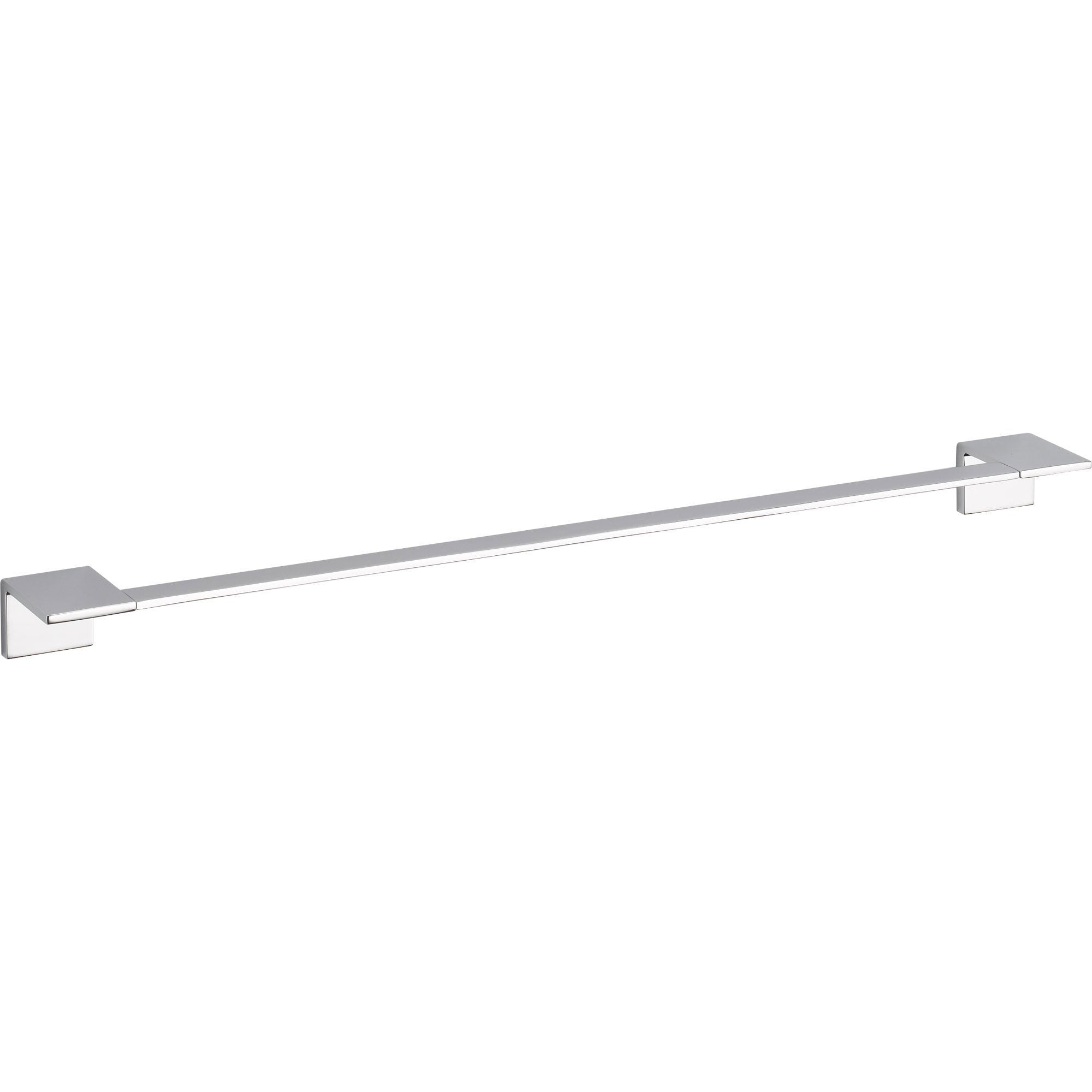 Delta Vero 24 inch Modern Chrome Single Towel Bar 521888