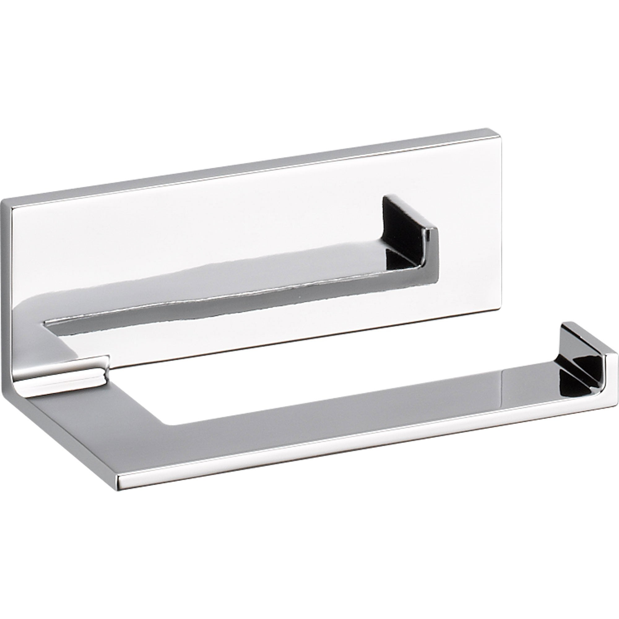 Delta Vero Chrome Modern Toilet Paper Holder 521903