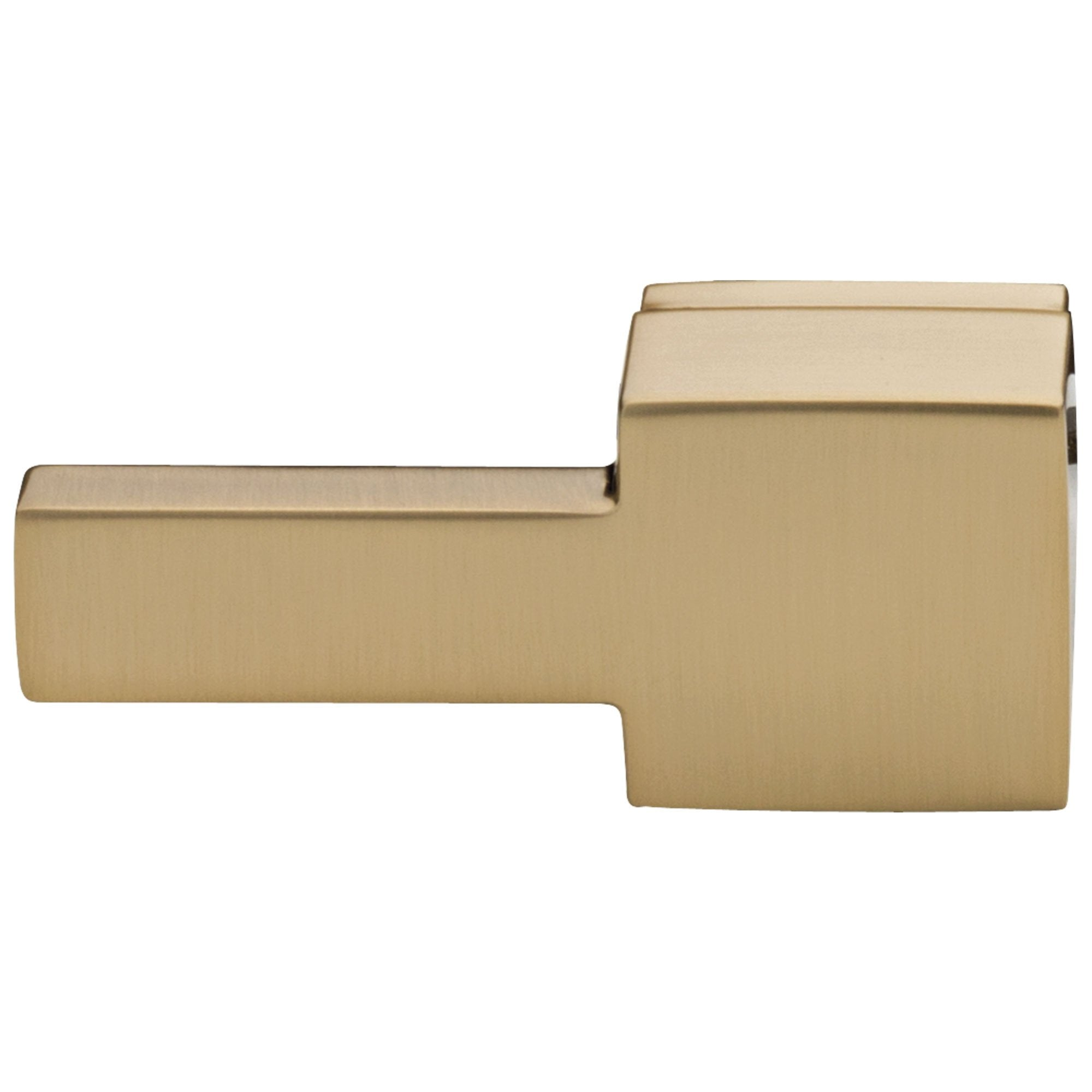 Delta Vero Collection Champagne Bronze Finish Universal Mount Modern Toilet Tank Flush Lever D77760CZ