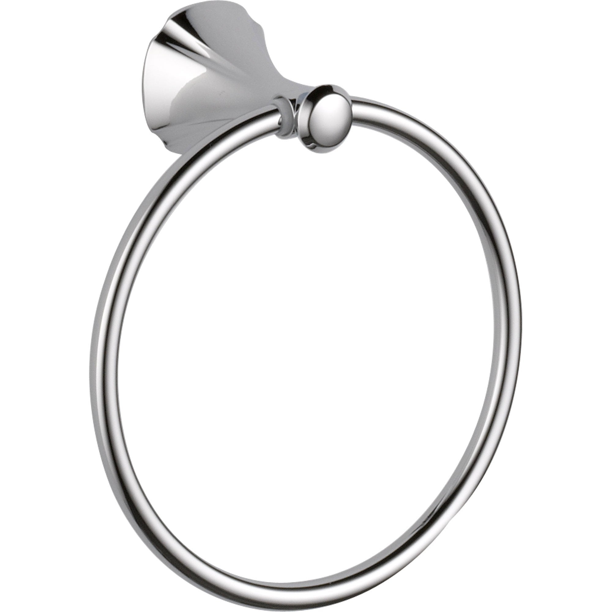 Delta Addison Hand Towel Ring in Chrome 493160