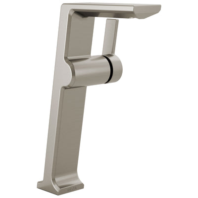 Delta Pivotal Stainless Steel Finish Single Handle Modern Vessel Bathroom Faucet D799SSDST