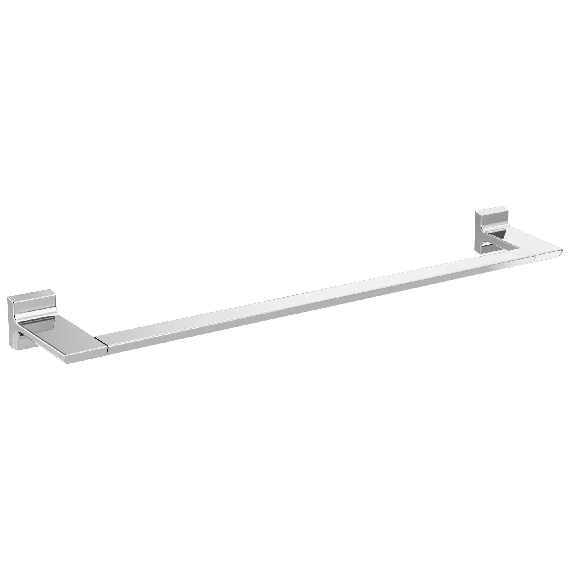 "Delta Pivotal Chrome Finish 24"" Single Towel Bar D79924"