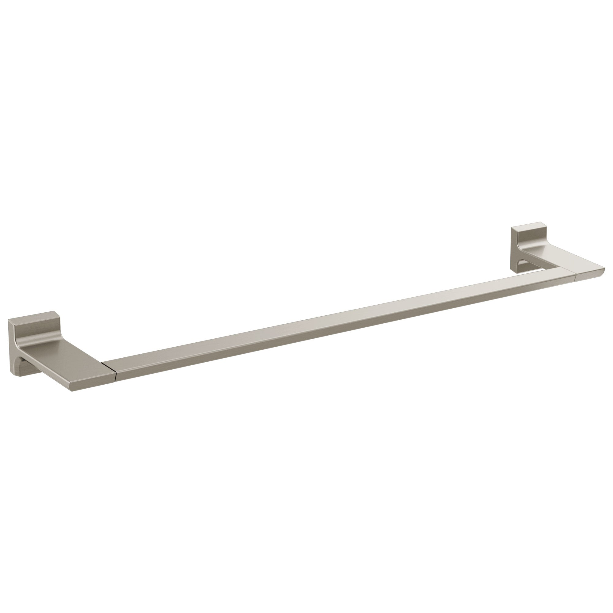 "Delta Pivotal Stainless Steel Finish 24"" Single Towel Bar D79924SS"