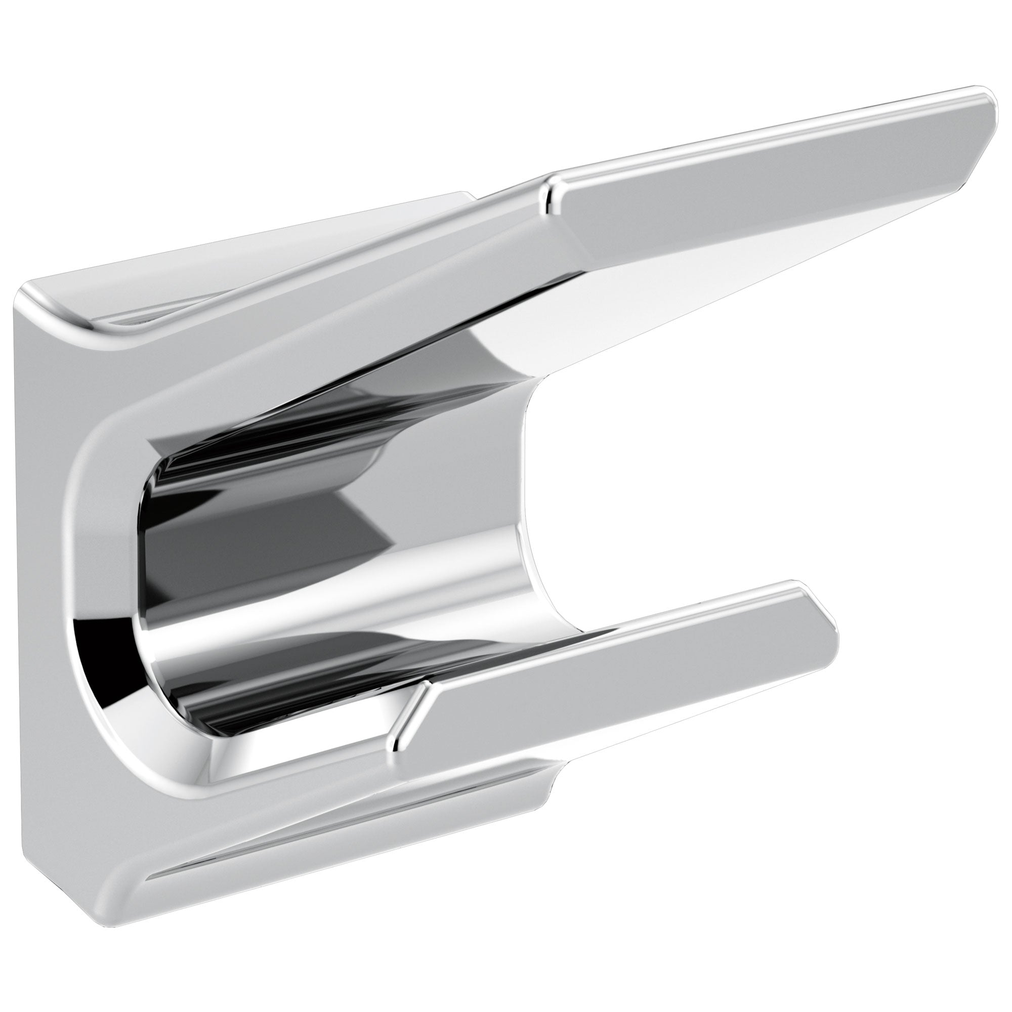 Delta Pivotal Chrome Finish Double Robe Hook D79936