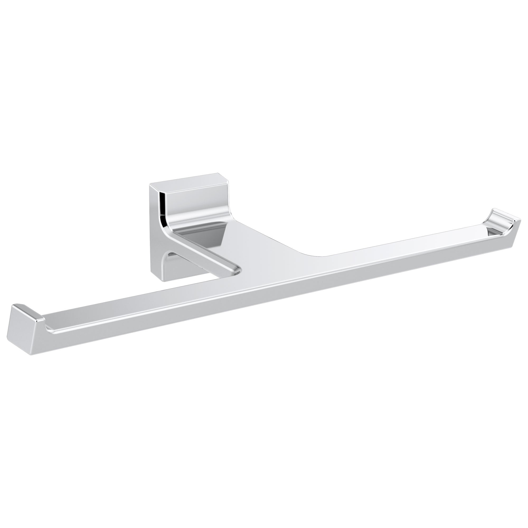 Delta Pivotal Chrome Finish Double Toilet Tissue Paper Holder D79955