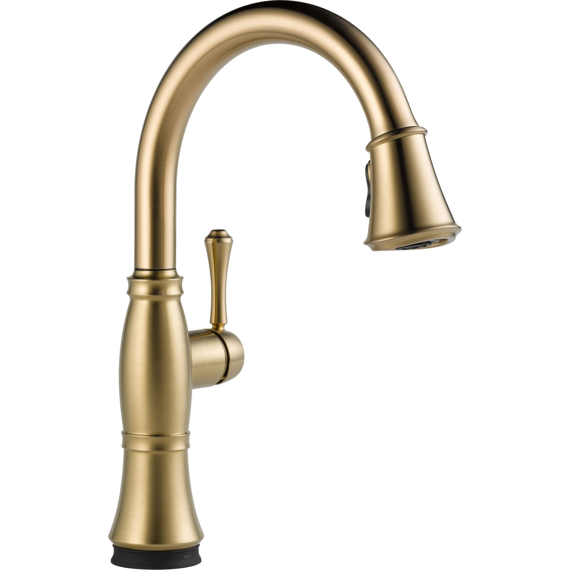 Delta Cassidy Touch2O Champagne Bronze Pull-Down Sprayer Kitchen Faucet 579594