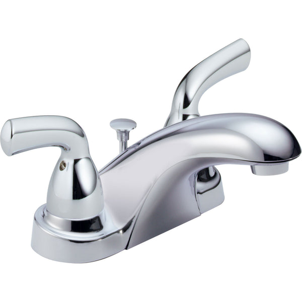 Delta Foundations 35996lf Bn Two Handle Widespread: Modern And Traditional Lavatory Sink
