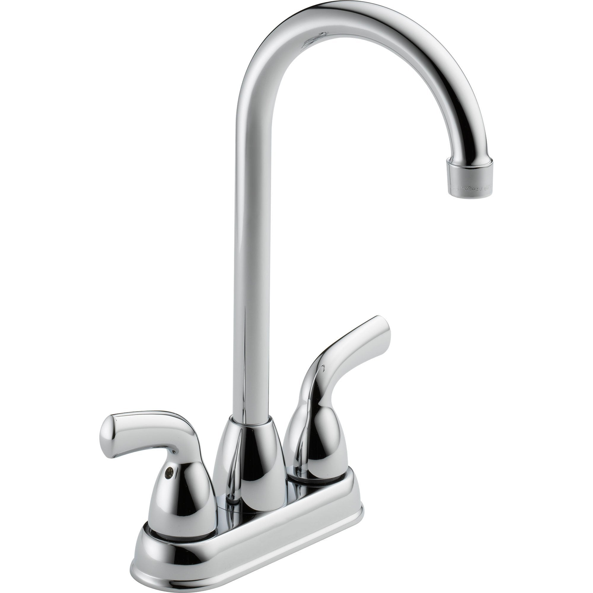 Delta Foundations 2-Handle Chrome Centerset Bar / Prep Faucet 591815