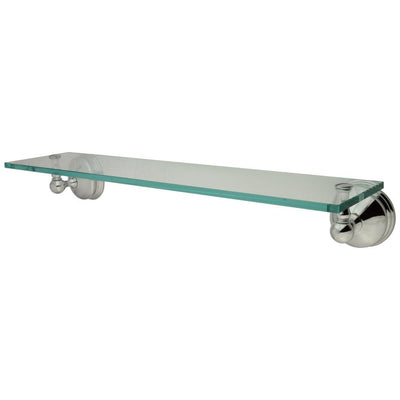 Kingston Tempered Bathroom Glass Shelves Chrome Glass Shelf BA1169C