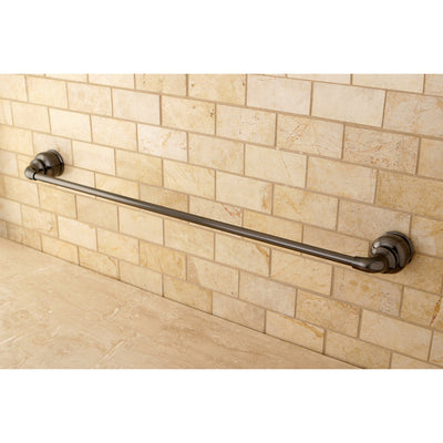 "Kingston Brass Vintage Nickel Magellan 24"" towel rack single towel bar BA601VN"