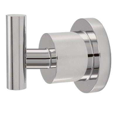 Kingston Brass Concord Bathroom Accessories Chrome Robe Hook BA8217C