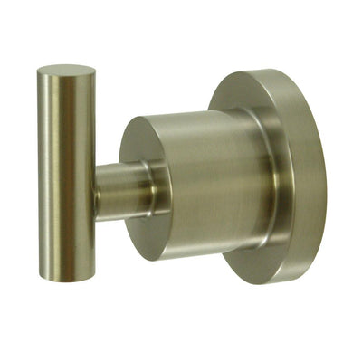 Kingston Brass Concord Bathroom Accessories Satin Nickel Robe Hook BA8217SN
