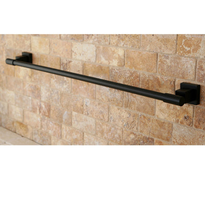 "Kingston Brass Claremont Oil Rubbed Bronze 24"" Towel Bar BAH8641ORB"
