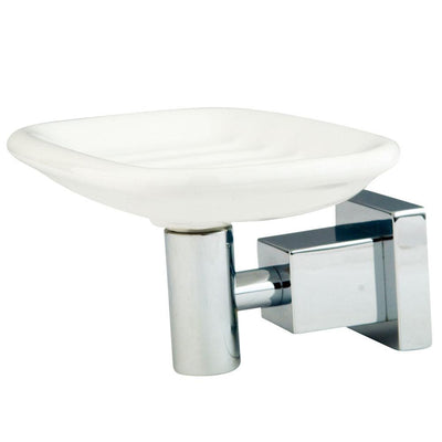 Kingston Brass Claremont Chrome Wall Mounted Soap Dish BAH8645C