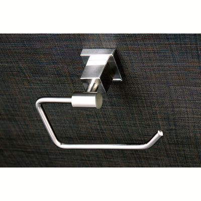 Kingston Brass Claremont Satin Nickel Toilet Paper Holder BAH8648Z3SN